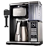 Ninja Coffee Bar 50 oz. Stainless Steel Brewer System in Black