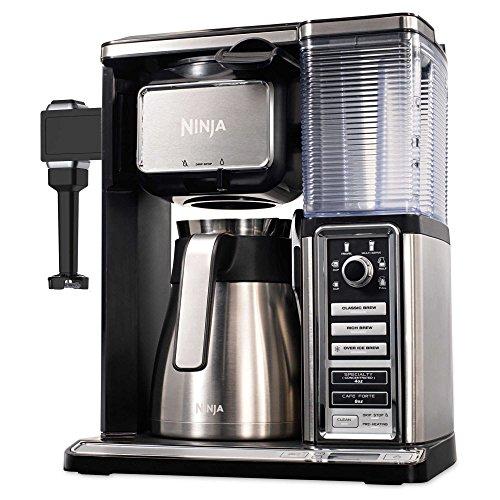 Ninja Coffee Stainless Brewer System