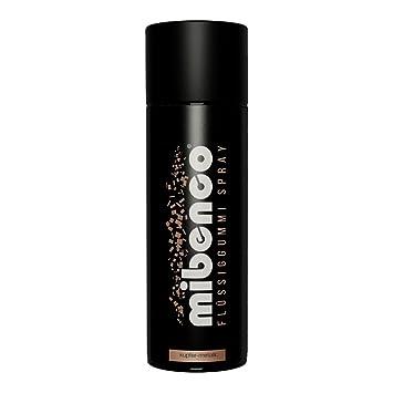 Hervorragend mibenco 71420032 Flüssiggummi Spray / Sprühfolie, Kupfer-Metallic FW41