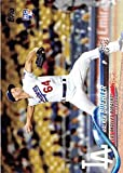 #5: 2018 Topps #177 Walker Buehler Los Angeles Dodgers Rookie Baseball Card
