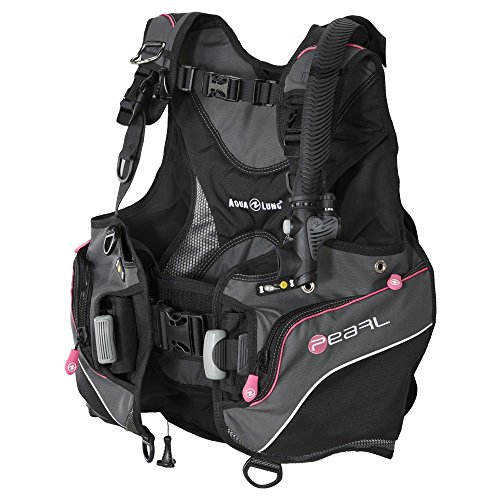 Aqua Lung Pearl Women's BCD (Bc Compensators Buoyancy Gear Accessories)