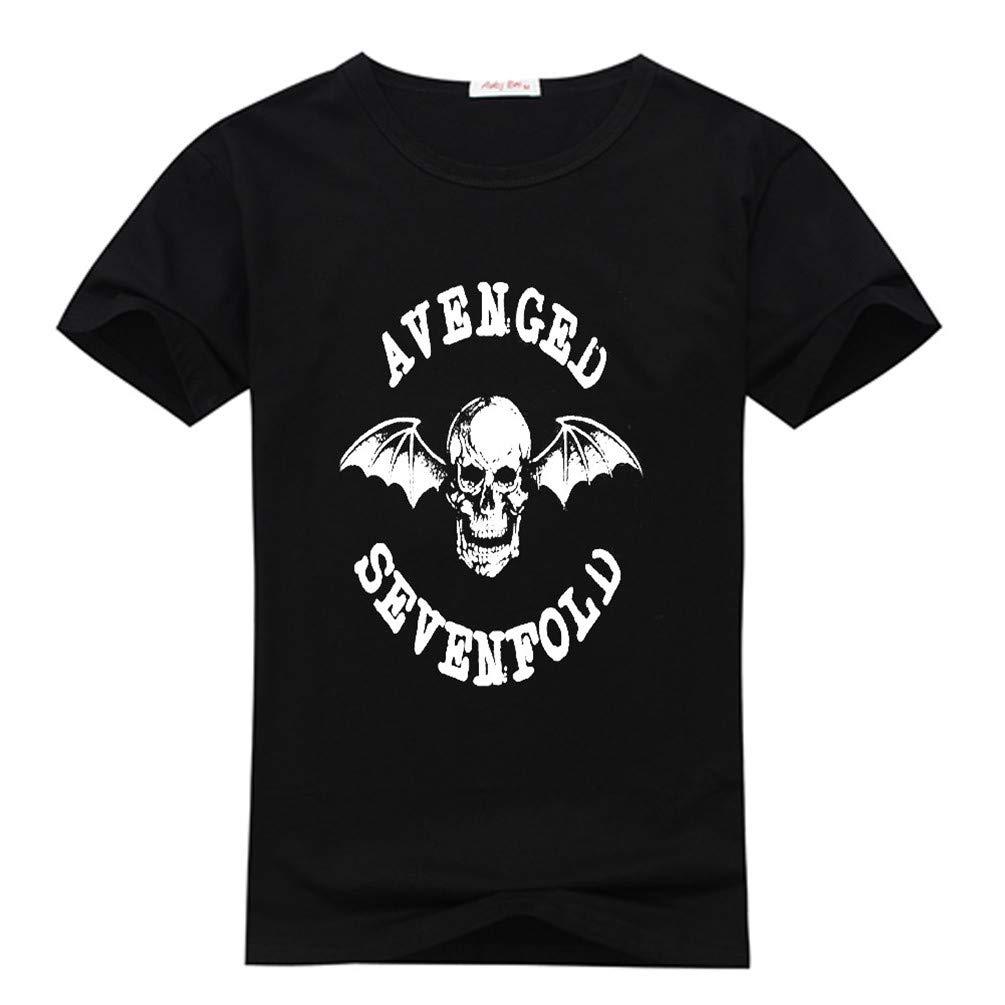 AVENGED SEVENFOLD For Boy's T-Shirt - Pattern 1