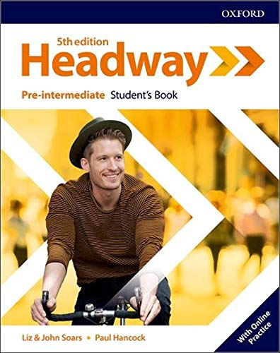 Headway Pre-intermediate Student's Book with Audio and Video (5th edition)