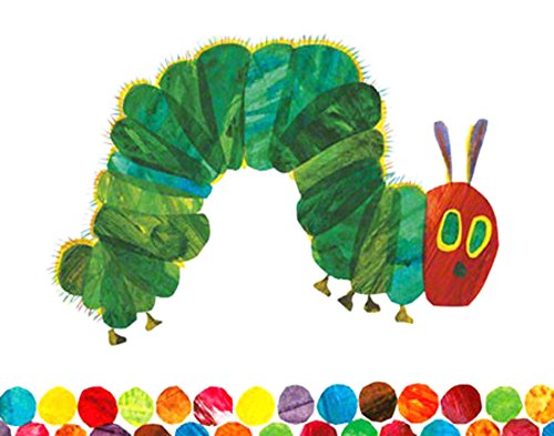 Oopsy Daisy The Very Hungry Caterpillar Stretched Art, 40 x 30'' by Oopsy Daisy