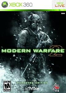 Call of Duty: Modern Warfare 2 Hardened Edition -Xbox 360