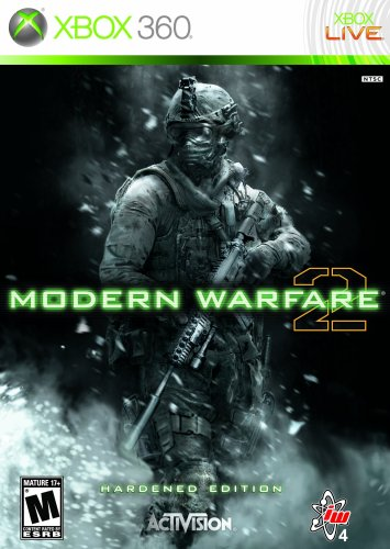 Call of Duty: Modern Warfare 2 Hardened Edition -Xbox 360 (360 Phoenix Xbox)