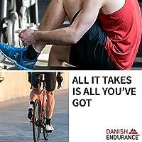 DANISH ENDURANCE Calcetines de Ciclismo para Hombres y Mujeres ...