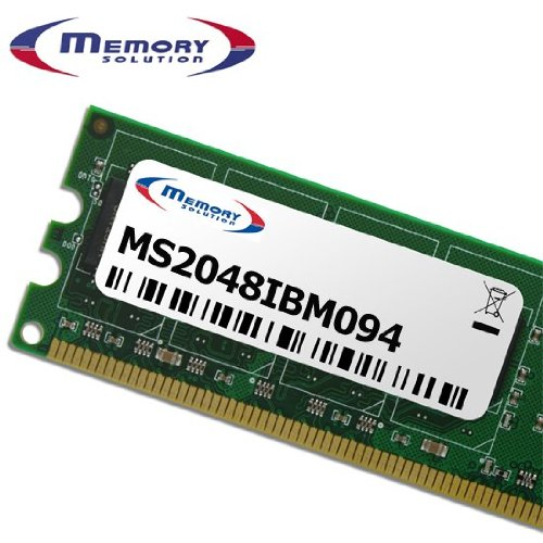 (Memory Solution MS2048IBM175 2GB Memory Module - 2 GB Memory Modules (Laptop, IBM Lenovo ThinkPad)