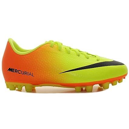 Botas Nike Ronaldo Mercurial Victory IV AG -Junior-: Amazon.es: Deportes y aire libre
