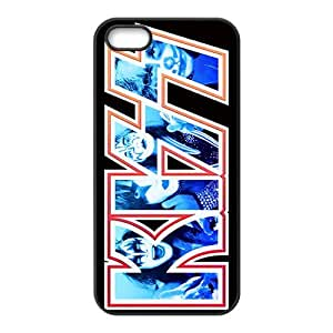 Rockband Modern Fashion Guitar hero and rock legend Phone Case for iPhone 5S(TPU)