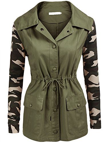 Leather Anorak Jacket - 9