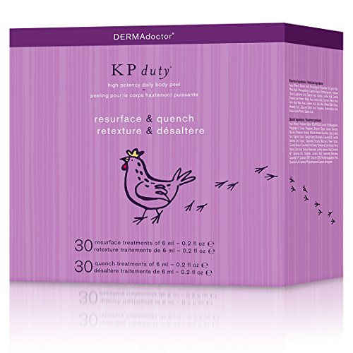 DERMAdoctor KP Duty High Potency Daily Body Peel