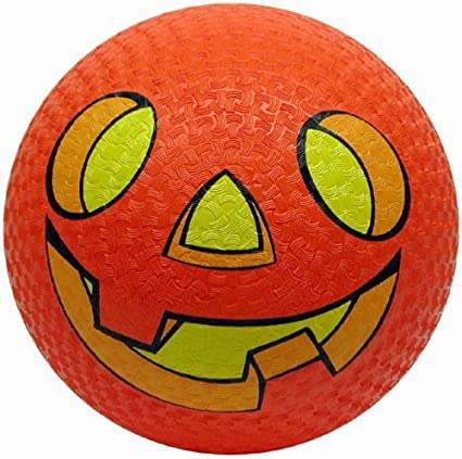 halloween pumpkin bouncing ball jack o lantern ball 45 inch halloween