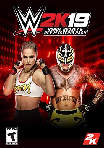 WWE 2K19 Ronda & Rey Pack [Online Game Code]