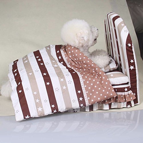Espresso Brown 1048552 Espresso Brown 1048552 KAI Comfortable Dog Mat Dog Beds Cat Beds,Espresso Brown 1048552