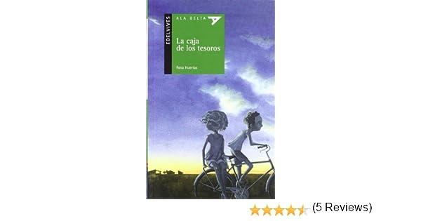 La caja de los tesoros: 85 (Ala Delta - Serie verde): Amazon.es: Huertas Gómez, Rosa, Rubia Kozlowski, Kike de la: Libros
