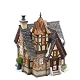 Department 56 Dickens Village The Partridge and Pear Lit House, 7.68-Inch