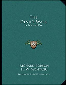 The Devil's Walk: A Poem (1830)