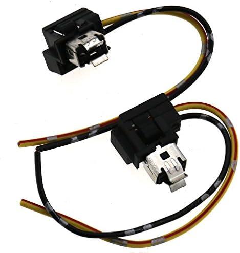 H1 Scheinwerfer Nebelscheinwerfer Glühbirne Ersatz Sockel Halter Verdrahtung Stecker Stecker