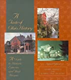 img - for A Taste of Ohio History: A Guide to Ohio Eateries and Their Recipes (Taste of History Series) book / textbook / text book