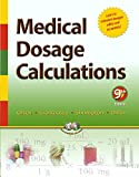 img - for Medical Dosage Calculations (9th Edition) book / textbook / text book