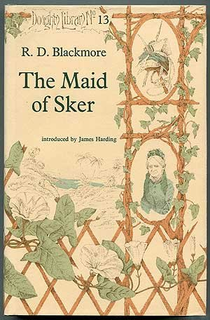 book cover of Maid of Sker