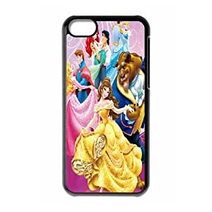James-Bagg Phone case Beauty And The Beast Pattern Design Case For Iphone 5c Style-9