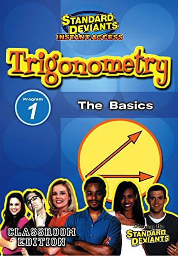 SDS Trigonometry Module 1: The Basics [Instant Access]