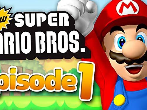 Clip: World 1! Giant Mario!