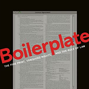 Boilerplate Audiobook