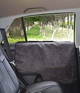x sunshine practical car pet dog cat door protector cover protect cars interior. Black Bedroom Furniture Sets. Home Design Ideas