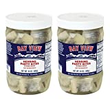 Bay View Herring in Wine Sauce, Two Jars