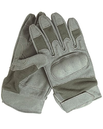 Mil-Tec Nomex Action Gloves (Small, Foliage)