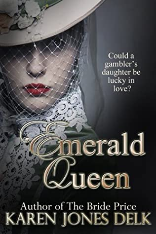 book cover of Emerald Queen