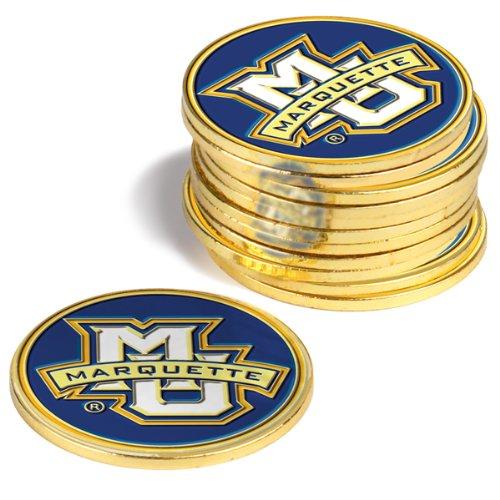NCAA Marquette Golden Eagles – 12パックボールマーカー B01BOP1BHU