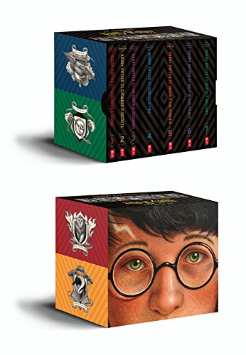 Harry Potter Books 1-7 Special Edition Boxed Set Misc. Supplies – August 28, 2018