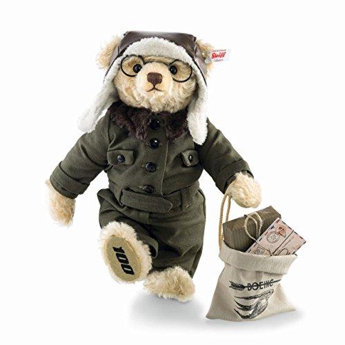 Steiff Deluxe William E. Bear Teddy Bear - (Mohair Teddy Bear)