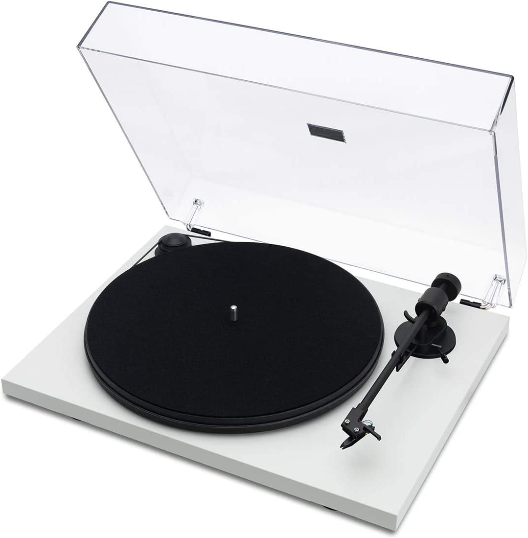 Andover Audio SpinDeck Turntable (White)