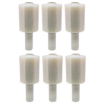 totalpack® Shrink Mini Wrap con dispensador: Film envoltorio de plástico 1 A – Juego
