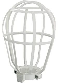 Leviton 12200 W Replacement Guard For Ceiling Lampholders, White