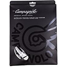 Campagnolo ErgoPower UltraShift Road Bike Black Brake/Shifter Cable/Housing Set - 9/10/11 Speed by Campagnolo