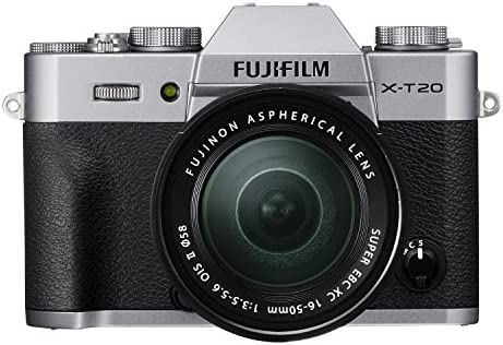 Fujifilm X-T20- Cámara EVIL de 24 MP (pantalla de 3