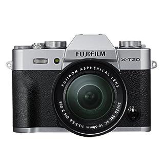 Fujifilm X Series X-T20 Mirrorless Digital Camera (Silver) 10