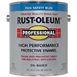 RUST-OLEUM 7524-402 Gallon Safe Blue Paint