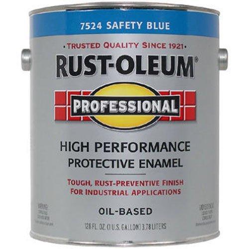 RUST-OLEUM 7524-402 Gallon Safe Blue Paint