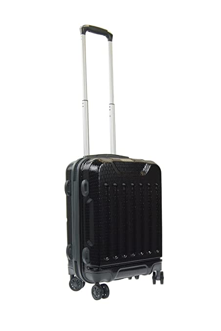 """d319b5d530 Jeep PH-1581 4 Wheel High-Quality Hardside Water Resistant Suitcase  (20"""""""