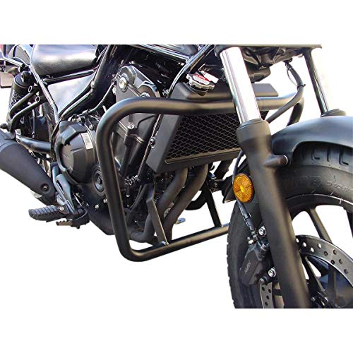 Highway Bars Mc Enterprises (MC Enterprises 1000-29 Full Size Engine Guard - Matte Black)