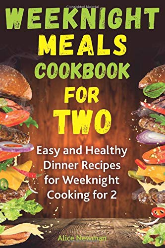 Weeknight Meals Cookbook Two Healthy product image