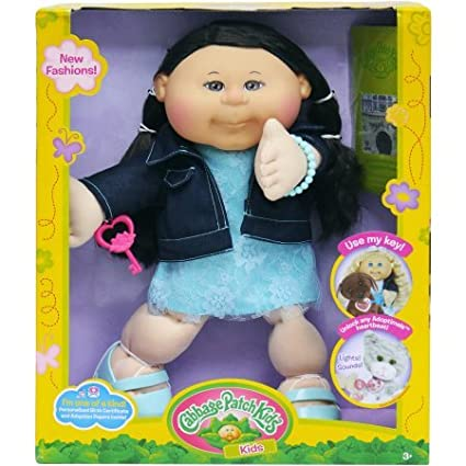 Asian boy cabbage patch this