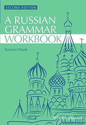 Russian Grammar Workbook, 2nd Edition (Comprehensive Grammar Workbook)